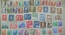 GERMAN DEMOCRATIC  REPUBLIC - BERLIN 1948 -1976 STAMPS.  USED & UNUSED. Huge Lot