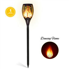 3W LED Camping Light Flicker Flame Candle Light Garden Flame Torch Lamp Decor