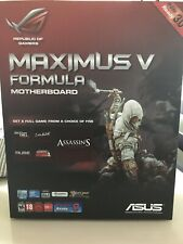 ASUS Maximus V Formula, LGA 1155, Intel Motherboard