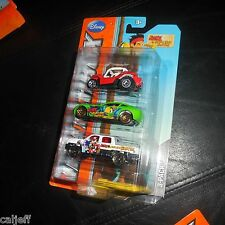 RARE 3 PACK MINT CARS & EX PACKAGE MATCHBOX JAKE AND THE NEVER  LAND PIRATES