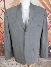 Excellent Calvin Klein Sim Fit Men's Gray Herringbone Jacket Size M