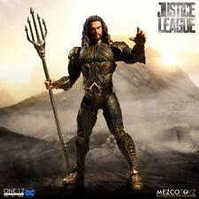 Mezco Giocattoli DC Comics Justice League Aquaman 17.8cm Superhero Statuetta