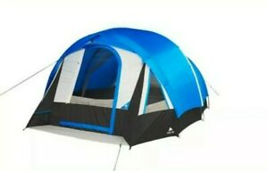Ozark Trail 10-Person Tent with Multi-position Fly