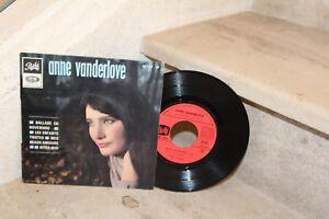 (Ep)  Anne Vanderlove - Ballade en novembre + 3 titres (EG 1012)