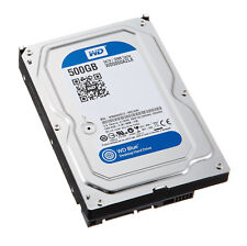 "Western Digital 500GB 3.5"" 7200RPM SATA Internal Desktop Hard Drive - WD5000AZLX"
