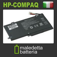 Batteria 10.4V 4200mAh EQUIVALENTE HP-Compaq LE03XL TPNW113 TPN-W113
