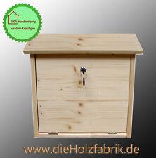 Holzbriefkasten NK1