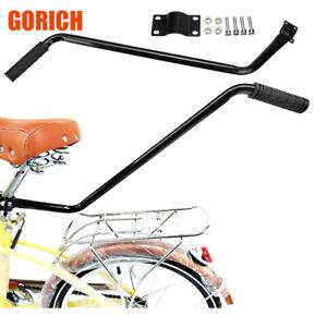 Fahrrad Schiebestange Schubstange Kinderfahrrad Haltestange Hilfsgerät Nue