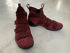 Size 13 - Nike LeBron Soldier 13 Deep Red