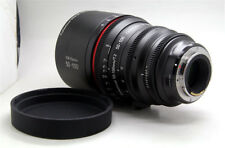 Cinematics Cine lens sigma 50-100mm T2.0 EF for Canon mount  for  BMCC,  BMPCC,