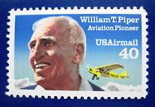 Sc # C129 ~ 40 cent William T. Piper Issue (bh10)