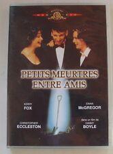 DVD PETITS MEURTRES ENTRE AMIS - Kerry FOX / Ewan McGREGOR - Danny BOYLE