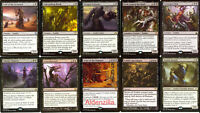 MTG Mono-Black Zombie Deck - Diregraf Colossus Apocalypse Army Magic Gathering
