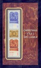 sri lanka /1983 christmas /mnh.good condition