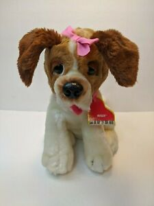 "Beethoven's 2nd Kenner 1993 Misty St. Bernard Dog Plush Stuffed Animal 11"" Tall"