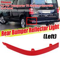 Rear Left Bumper Reflector Light Tail Lamp For VW Transporter T6 Multivan  HL