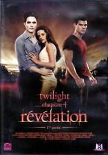 D.V.D./..TWILIGHT..CHAPITRE 4 REVELATION../.Kristen Stewart...Robert Pattinson