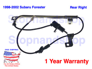 New ABS Wheel Speed Sensor fits 1998 - 2002 Subaru Forester Rear Right