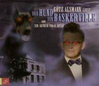 GÖTZ ALSMANN - DER HUND VON BASKERVILLE 4 CD NEW DOYLE,ARTHUR CONAN