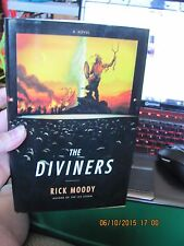 The Diviners: A Novel, Rick Moody September 2005 hardcover first edition