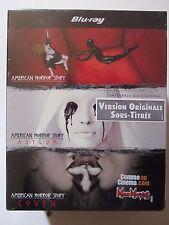 Coffret American horror story l'intégrale des 3 saisons, 9Blu-ray, Horreur, NEUF