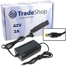 TRADE-shop Alimentazione Per Ricarica Cavo 42 V 2 A per Batterie 36 V con 5.5