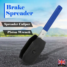 Brake Caliper Press Piston Retracting Car Garage Tool With Ratchet Pad Spreader