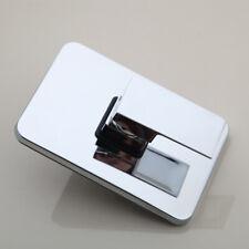 Chrome Wall Mounted Brass Bathroom Shower Control Valve Mixer Faucet 1 Handle