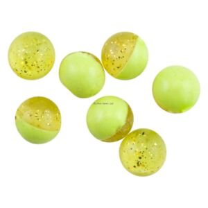 Berkley Powerbait Magnum Garlic Floating Eggs Clear Gold Chartreuse PEFMG-CGCH