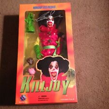 Killjoy Movie Doll - Signed by Charles Band - New and Sealed!  Full Moon