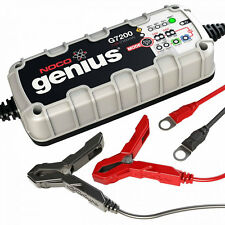 NOCO G7200 Genius UltraSafe 7.2A Battery Charger and Maintainer for 12V & 24V