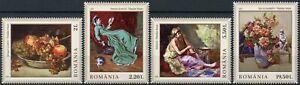 Romania 2021 MNH Art Stamps Theodor Aman 190th Birth Anniv Paintings 4v Set