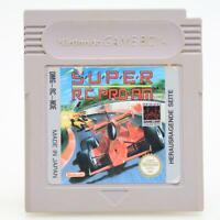 Super R.C. Pro-Am | Nintendo Game Boy | GameBoy Classic | Akzeptabel