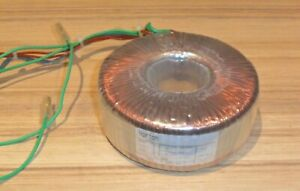 Toroidal Transformer Audio Grade Interwinding Screen Low Noise