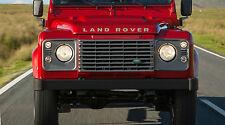 LAND ROVER DEFENDER 90 / 110 Aftermarket DECAL Bonnet Lettering's sticker vinyl