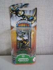 Skylanders Giants - LEGENDARY STEALTH ELF - NIP