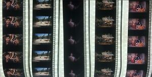 Elvis Presley - Clambake (71) - 5 strips of 5 35mm Film Cells