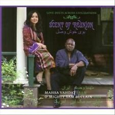MAHSA VAHDAT & MIGHTY SAM MCCLAIN Scent of Reunion: Love Duets NEW CD