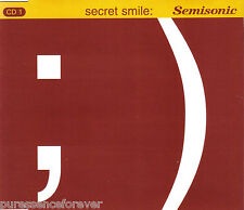 SEMISONIC - Secret Smile (UK 3 Trk CD Single)