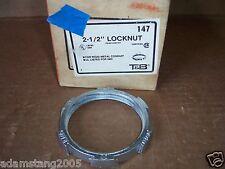 "New #147 Thomas & Betts 2-1/2"" Locknut For Rigid Metal Conduit lock nut"