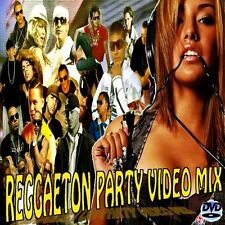 Dj Video Mix * The Reggaeton Party *  54 Hits in 1 Mix / 112 Minutes Latin Music