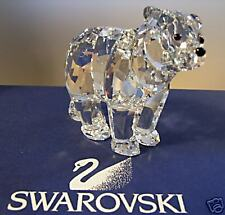 "SWAROVSKI SILVER CRYSTAL  ""BROTHER BEAR"" 866407  MINT IN BOX"