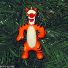 TIGGER w/Fuzzy Belly - Custom Christmas Tree Ornament Decoration Winnie the Pooh