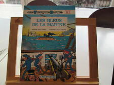 TUNIQUES BLEUES T7 1982 TBE/TTBE LES BLEUS DE LA MARINE