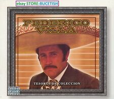 Federico Villa Tesoros de Coleccion 3CD New Nuevo sealed Box set