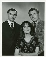 MARY ANN MOBLEY GENE BARRY JOHN SAXON ISTANBUL EXPRESS ORIGINAL '69 NBC TV PHOTO