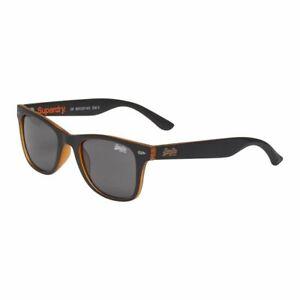 Superdry Rookie Sunglasses (Black / Brown)
