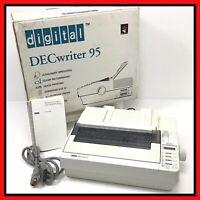 RARE DEC Digital Decwriter 95 Dot Matrix Color Printer, 24 Wire, Citizen, LA95