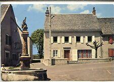 CP 15 Cantal - Montboudif - Fontaine et Maison Natale de Georges Pompidou