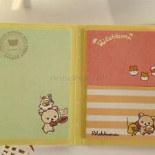 Sticky Notes Notebook Memo Pad Bookmark Paper Sticker Notepad Office B99
